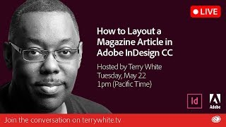 How to Design a Magazine Article Layout in Adobe InDesign CC