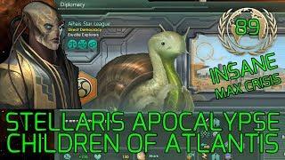 Great New Treaties :) - Stellaris Apocalypse Roleplay CHILDREN OF ATLANTIS Grand Admiral Insane #89