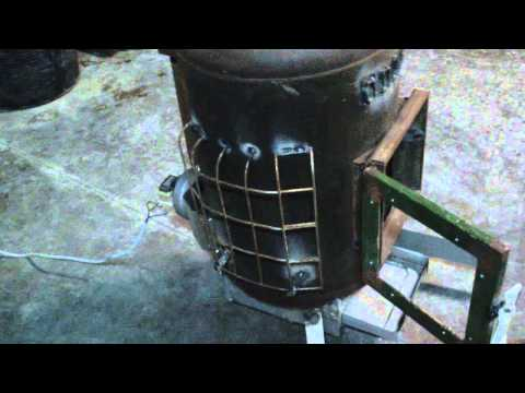 Como hacer una caldera de le a para calefaccion aires for Calderas para calefaccion central a lena