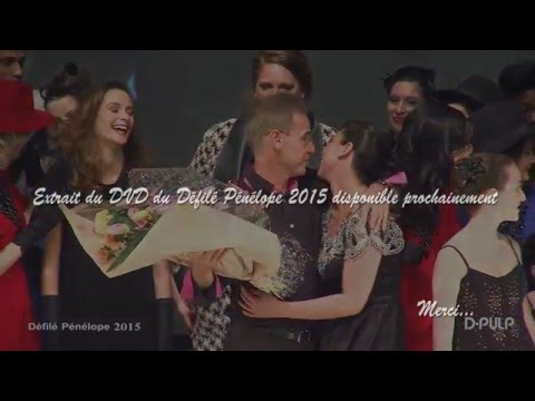 Teaser - Défilé de Mode PÉNÉLOPE / Centre Athanor (2015)