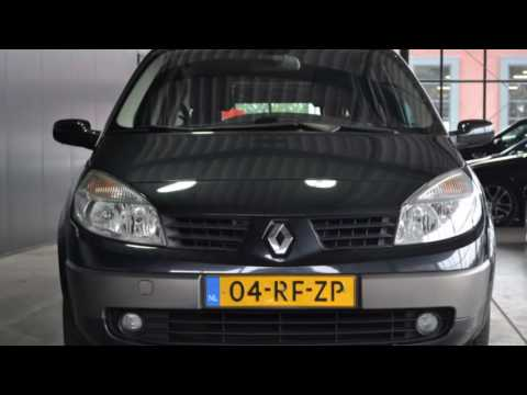 Renault Scénic 2.0 16V PRIVILÈGE LUXE Airco Cruise control LPG G3