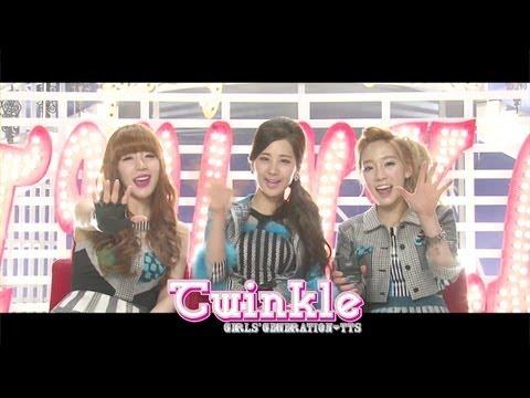 GIRLS' GENERATION-TTS 소녀시대-태티서 'TWINKLE' Album Promotion Interview