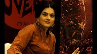 Taapsee Pannu About Game Over Movie