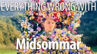 Everything Wrong With Midsommar In Bearskin Minutes