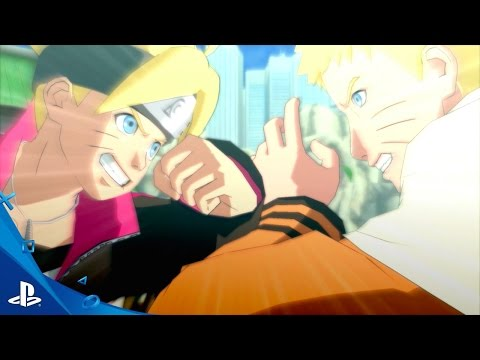 NARUTO SHIPPUDEN: Ultimate Ninja STORM 4 Road to Boruto Trailer