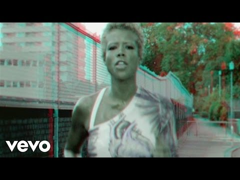 Kelis - Scream - 3D Ananglyph