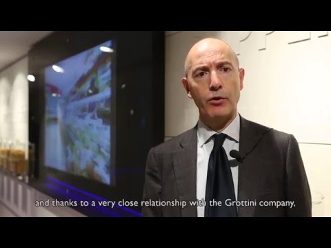 Paolo Zazzi about Grottini Advanced Retail World.