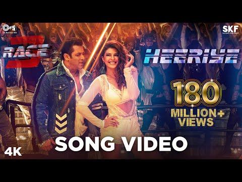 Heeriye Song Video - Race 3 - Salman Khan, Jacqueline - Meet Bros ft. Deep Money, Neha Bhasin