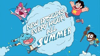 Cartoon Network Is LYING! (Best Summer Ever False Advertisment)