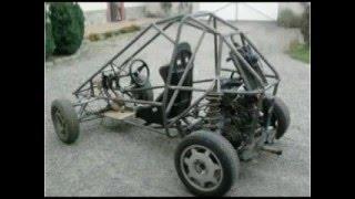 Construction d'un buggy