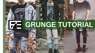 How to | Grunge Aesthetic