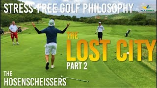 Golf Course Management Strategy - How to Avoid the Short Side and WIN BIG