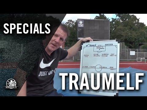 Die Traumelf von Lars Mrosko (Trainer FC Internationale)   SPREEKICK.TV
