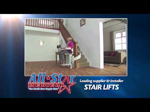 stair lift Nashville Franklin Brentwood Hermitage Tennessee Chair lift