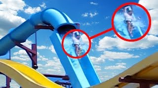 Top 10 DEADLIEST Waterslide Accidents! (Worst Water Slide Accidents & Fails)