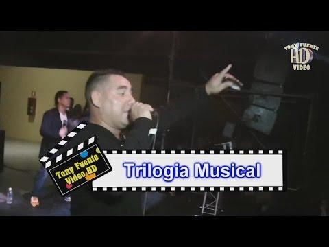 Trilogia Musical/La Morrocoya/Show Baile Chicas/Hogar Canario Larense/Tony Fuente Video HD