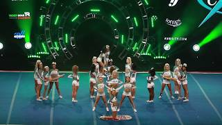 Cheer Extreme SSX NCA 2018 Day 2