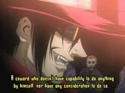 Hellsing : Kid Rock - American Bad Ass