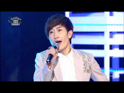 [Live HD] Super Junior M - Blue Tomorrow - Korea Taiwan Friendship Concert 2011