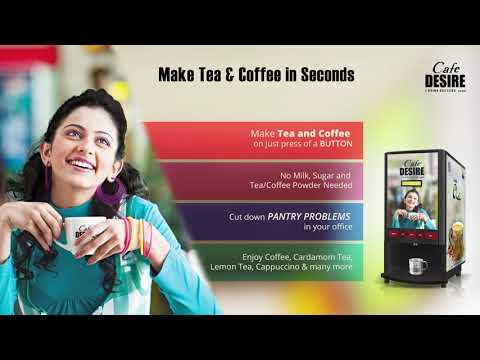 Buy Coffee and Tea Vending Machine Online