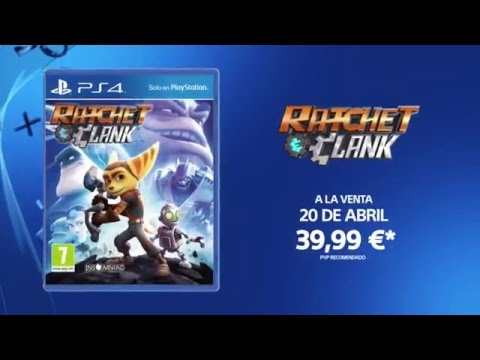 Ratchet Clank Juegos De Ps4 Playstation