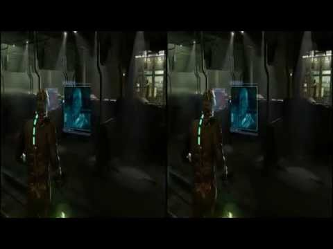 Dead Space 1 in 3D