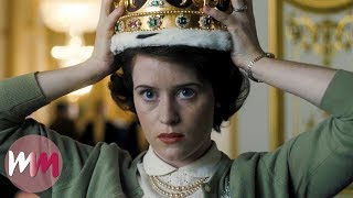 """Top 10 Shocking """"The Crown"""" Moments (Season 1)"""