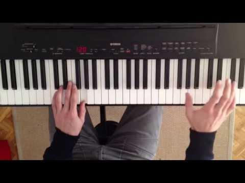 Ejercicios para trabajar la independencia de las manos en piano. Ejercicios para piano