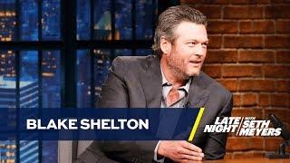 Blake Shelton's Singing Did Not Impress Kelly Clarkson