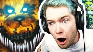 THIS IS CRAZY!!! | FNAF ULTIMATE CUSTOM NIGHT