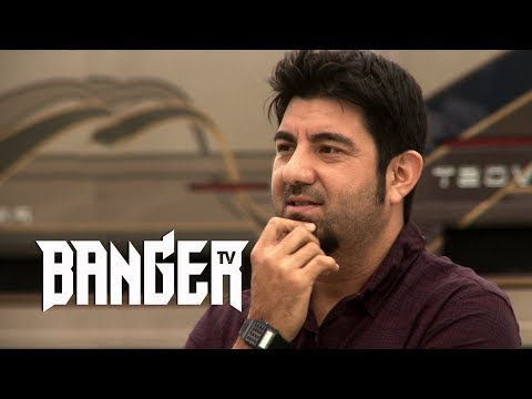 DEFTONES singer Chino Moreno 2010 interview about nu metal and vocal influences | Raw & Uncut