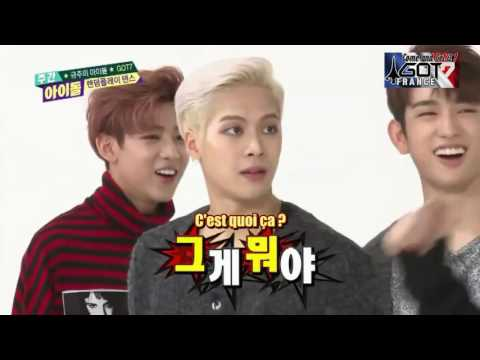 GOT7 - Weekly Idol 220 | Episode du 14/10/15 (VOSTFR)