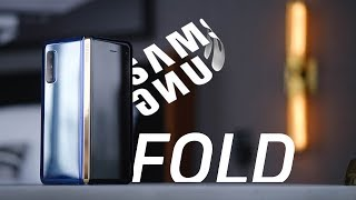 Samsung Galaxy Fold hands on: Amazing, but concerning