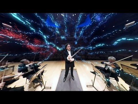 Orchestra VR by Los Angeles Philharmonic Association