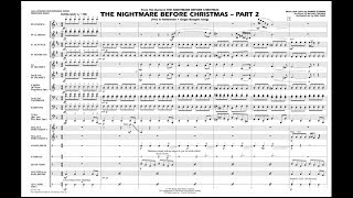 The Nightmare Before Christmas - Part 2 by Danny Elfman/arr. Michael Brown