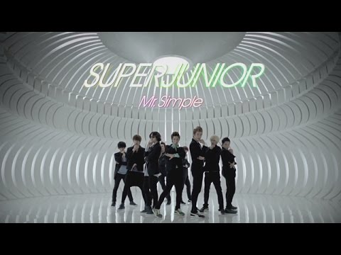 Mr.Simple / SUPER JUNIOR