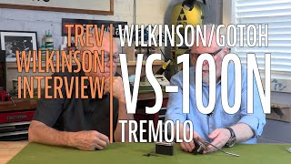 Watch the Trade Secrets Video, Trevor Wilkinson's VS-100N Strat-Style Bridge