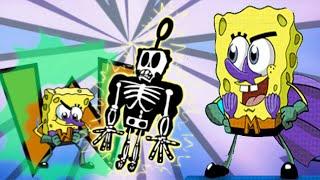 Super Brawl 4: Secret Code Unlocked Super Spongebob