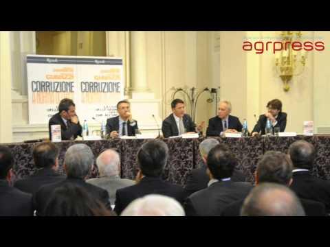Renzi, l'unica strada per salvare l'Italia dalla corruzione è la trasparenza