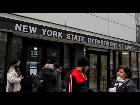 Covid-19 : aux Etats-Unis le chômage explose