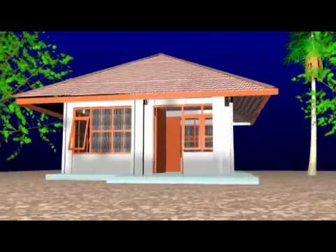 Rumah Unggul Sistem Panel Instan (RUSPIN)