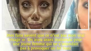 Sahar Tabar a tout inventé: la jeune femme prête à tout pour être le double d'Angelina Jolie ne ress