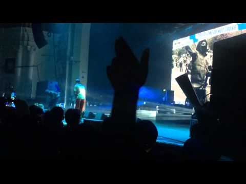 NEW SKEPTA TRACK PREVIEWED @ BRIXTON o2 ACADEMY 18/12/2015 TITLED ' MAN (GANG)' LIVE