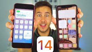 PERSONALIZACION EXTREMA de tu iPhone con iOS 14