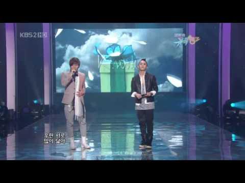 100326 K.Will feat. Jun Hyung - Present (MBank)