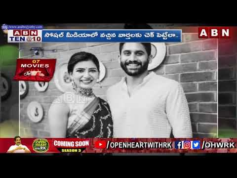 Samantha finally puts an end to divorce rumours with Naga Chaitanya