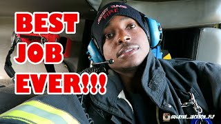 BEST JOB EVER!!!! A Day In Life | FireFighter Edition