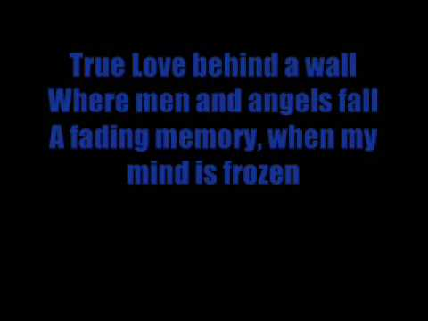 Celldweller - Frozen (lyrics)
