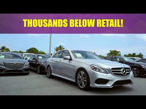 Off Lease Only Mercedes are priced thousands below retail. If you would like a luxury vehicle for less, OffLeaseOnly has nearly 1,000 in stock and ready for you to take for a test drive.