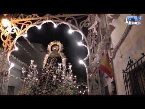 Procesión de la Virgen de las Nieves de Benacazón
